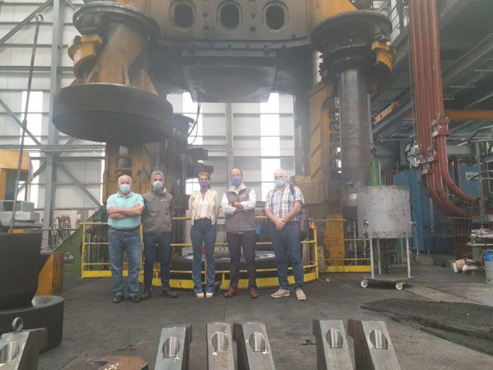 Lekort creará 23 nuevos puestos de trabajo en Lekunberri con su segunda línea de producción de ejes de aerogeneradores