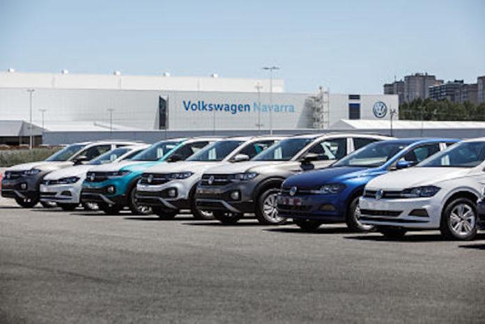 Volkswagen Navarra contratará 452 trabajadores eventuales para producir 5.000 coches más