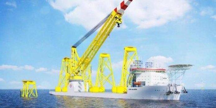 Ingeteam seleccionado como integrador eléctrico del buque grúa «Les Alizés» para Jan De Nul, en construcción en el astillero China Merchants Heavy Industry