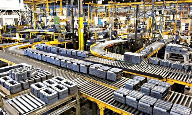 El Índice de Precios Industriales registra una variación interanual del -0,3%