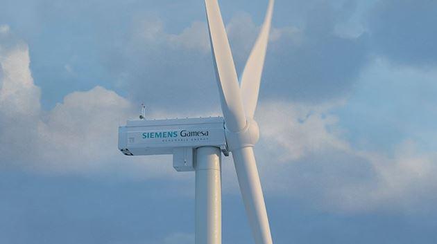El aerogenerador más potente de Siemens Gamesa logra un pedido récord para el suministro de 372 MW en Suecia
