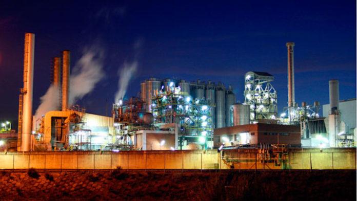 Los precios industriales en País Vasco ascendieron un 0,1% en el mes de septiembre de 2020 respecto al mes anterior