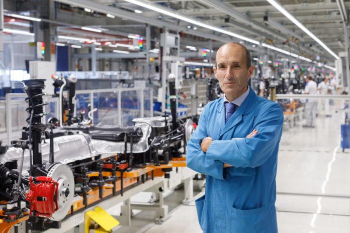 Miguel Ángel Grijalba, Premio Dirigente del Año de la Industria de Automoción 2020