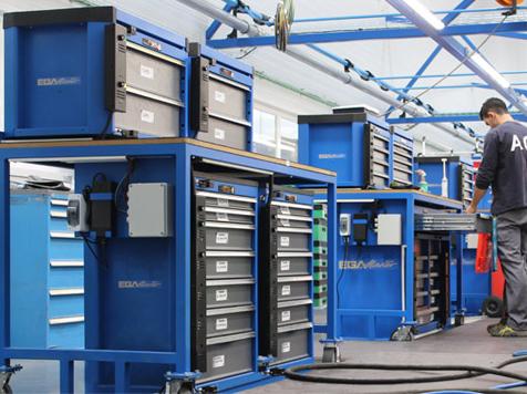 EGA Solutions, la compañía que ofrece proyectos llave en mano para la optimización de la producción 2
