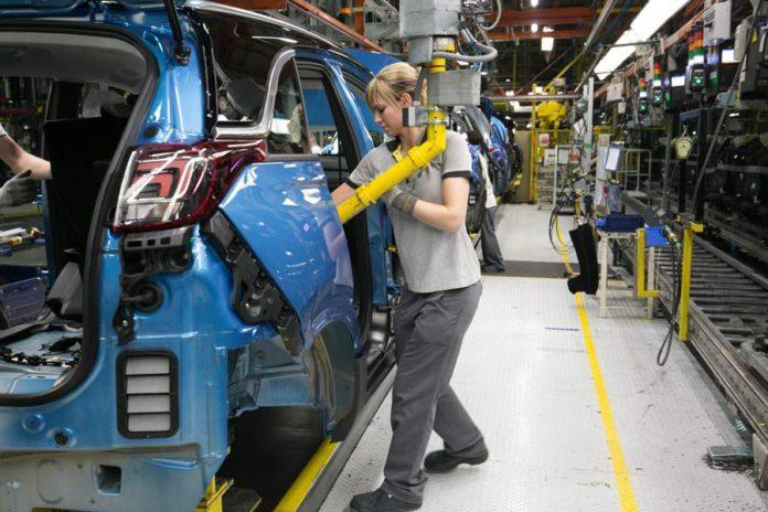 El sector vasco de automoción mantiene una actividad cercana al 90%