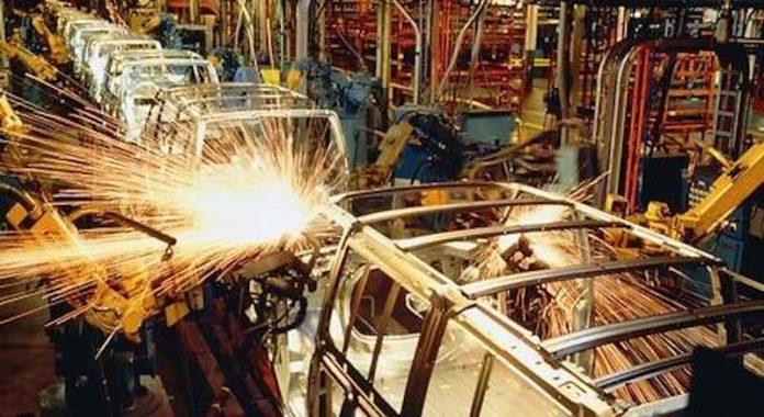 La actividad industrial de País Vasco desciende un 7,9% en octubre de 2020