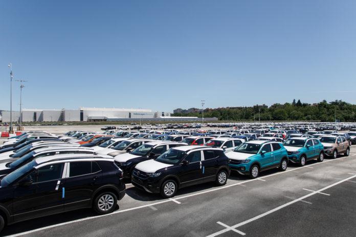 Volkswagen Navarra finaliza 2020 con una producción de 242.666 coches