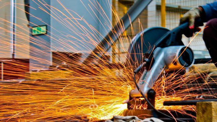 actividad industrial de Navarra