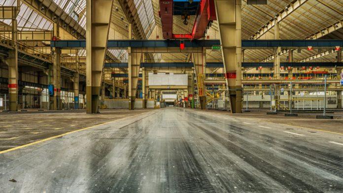 La produccion industrial de Navarra desciende el 15% en enero respecto al mismo mes de 2020