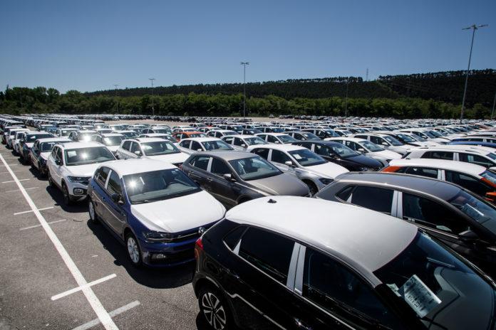 Volkswagen Navarra detendra la produccion los dias 24, 25 y 26 de marzo