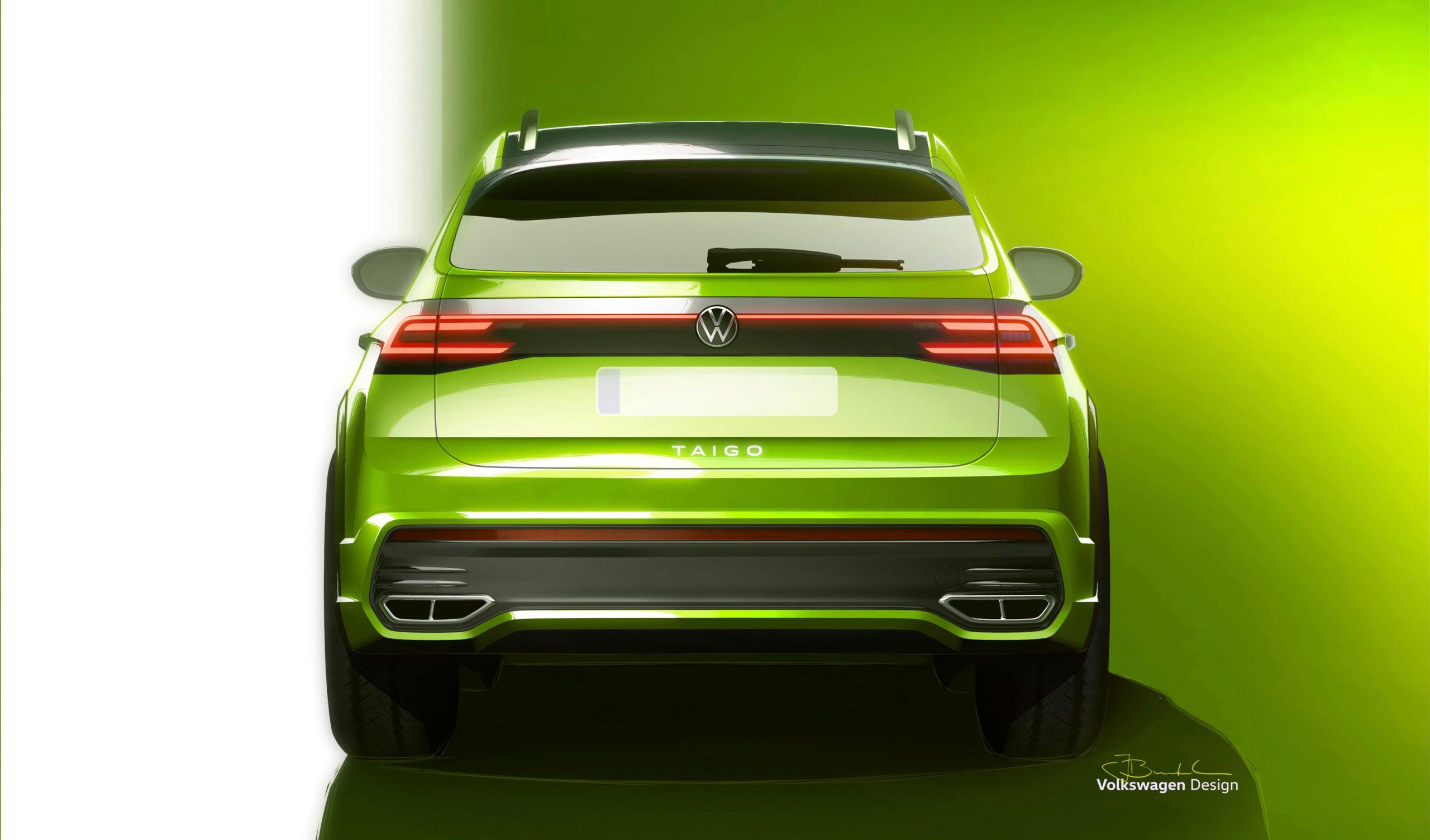 Taigo, el tercer modelo de Volkswagen Navarra 2