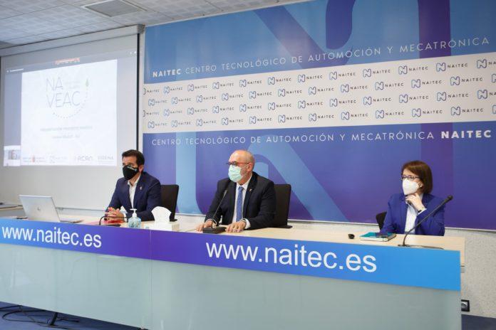 Movilidad eléctrica Gobierno de Navarra
