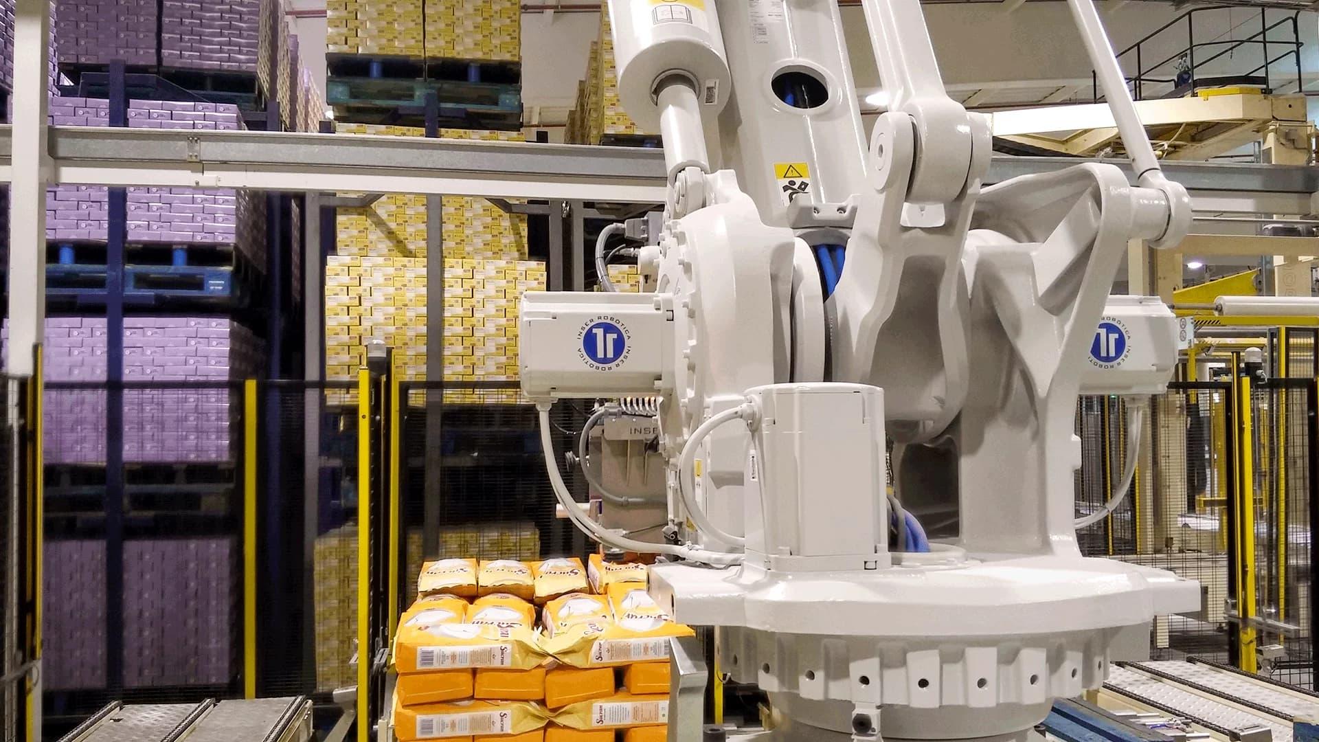 Inser Robotica, una empresa que ha suministrado mas de 1.200 proyectos de automatizacion 3