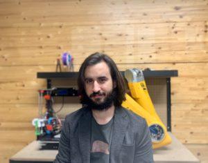 Emilio Borja, director y fundador en LEIAL Technologies