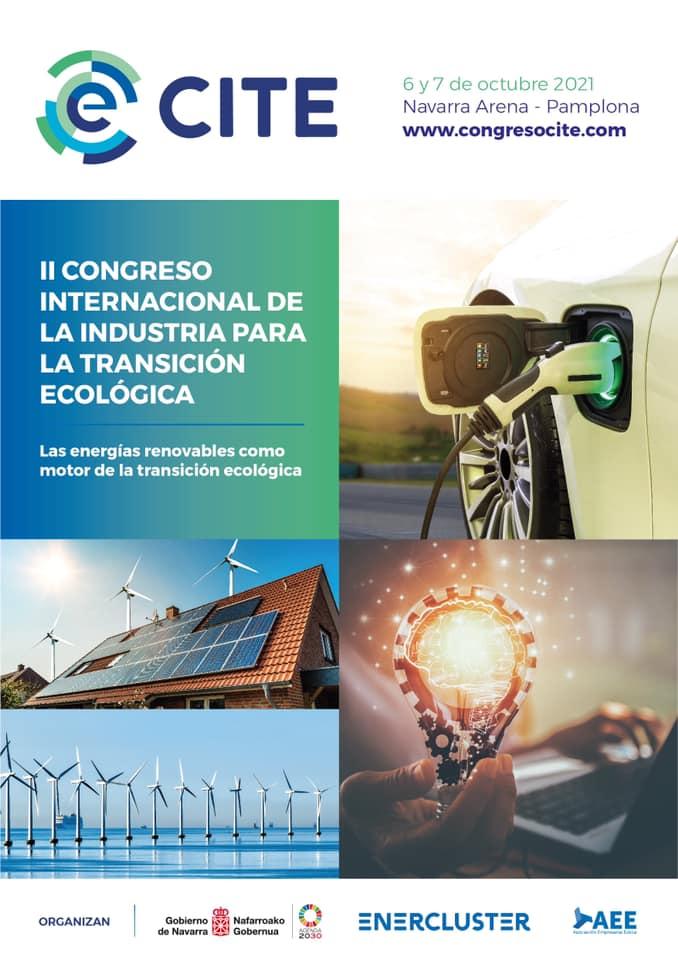 El CITE pone el foco en el peso de la industria de las renovables en Navarra 1