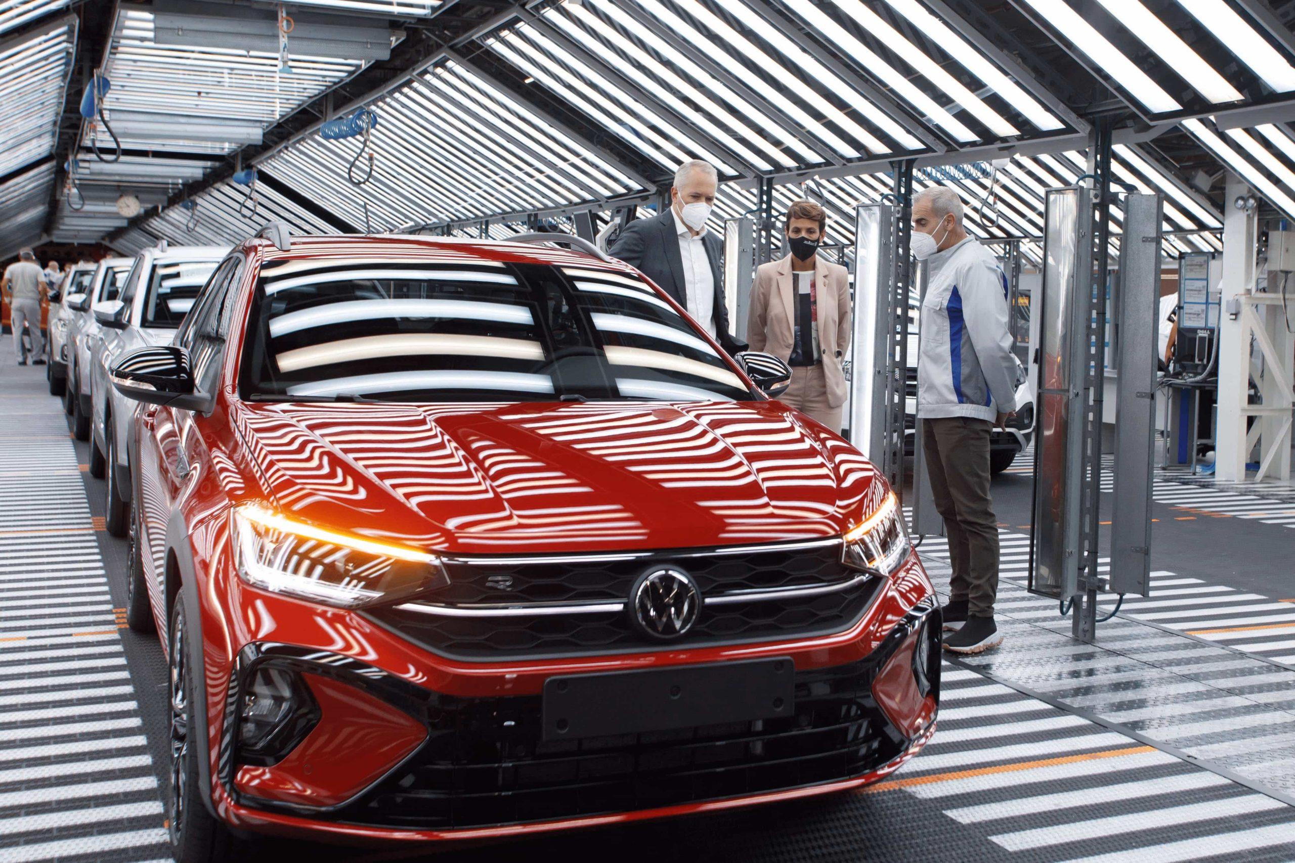 Volkswagen Navarra inicia la produccion en serie del nuevo Taigo en exclusiva para Europa 1 (1)