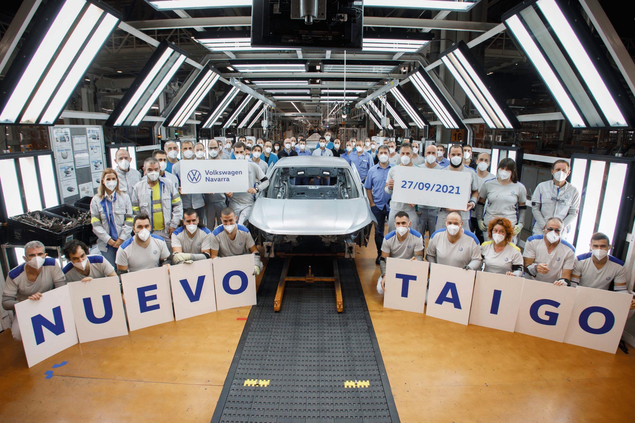 Volkswagen Navarra inicia la produccion en serie del nuevo Taigo en exclusiva para Europa 4 (1)