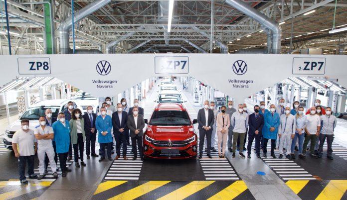 Volkswagen Navarra inicia la produccion en serie del nuevo Taigo en exclusiva para Europa