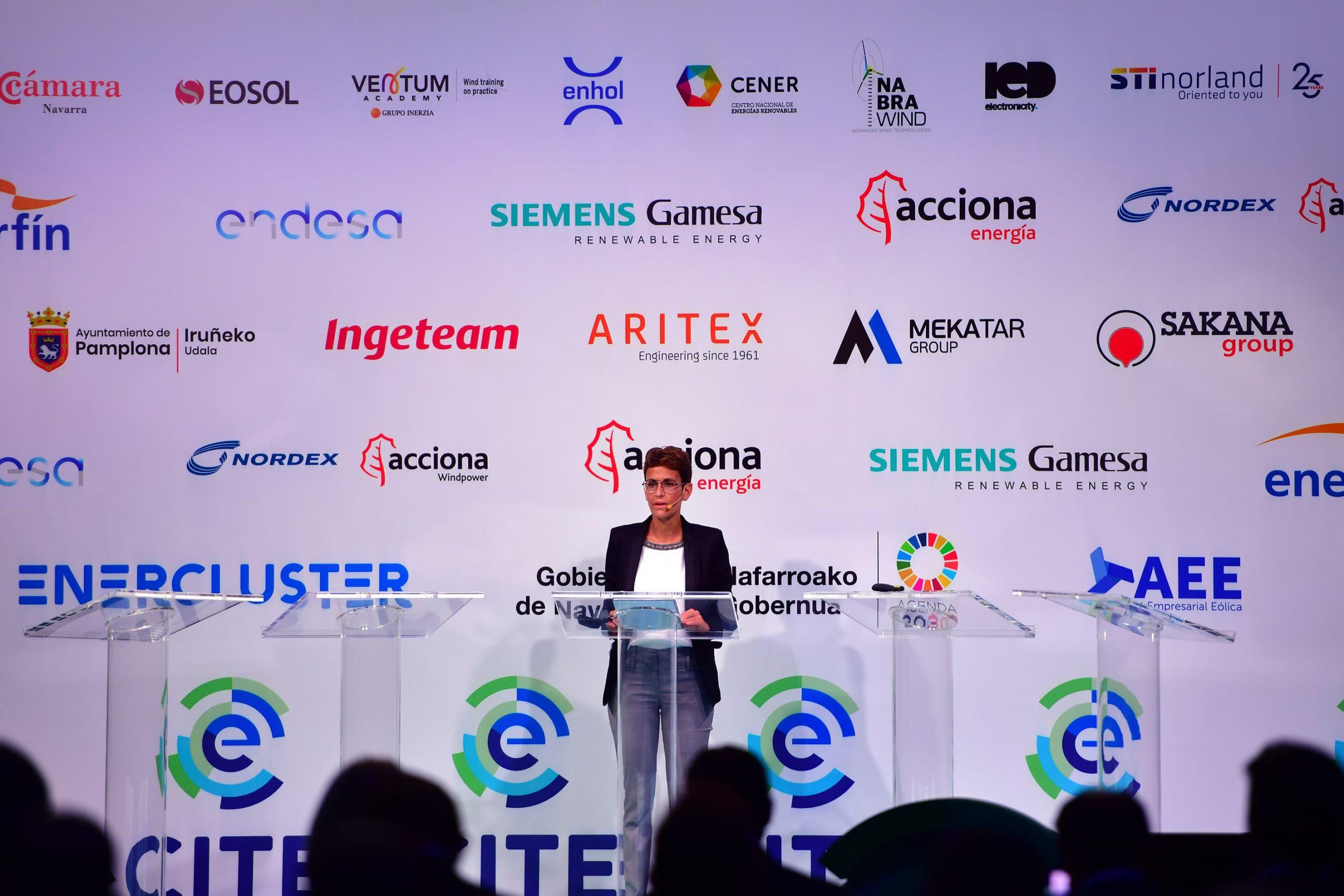 Navarra cuenta con herramientas para seguir impulsando el liderazgo de las energias renovables 1