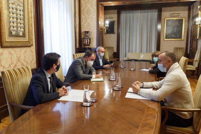 Navarra elabora un nuevo Plan de Industrializacion (1)
